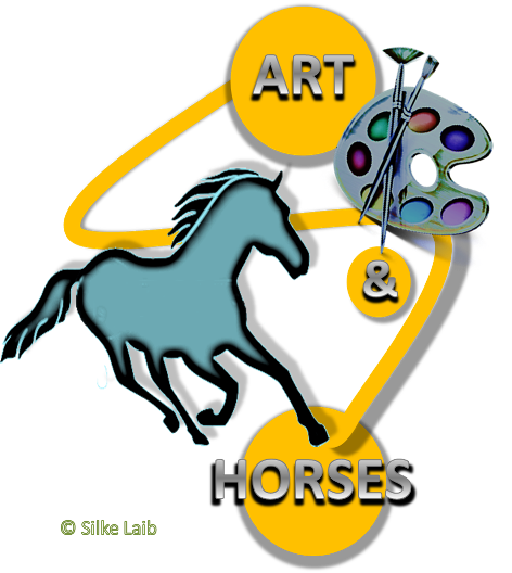 Logo © Silke Laib, Ergo- & Kunsttherapeutin, Reitpädagogin IPTh, PME Kurleiterin